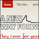 A New Way Forward (interface)
