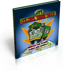 Colonel Trash Truck (book)