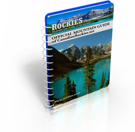 Canadian Rockies Mountain Guide (book sample)